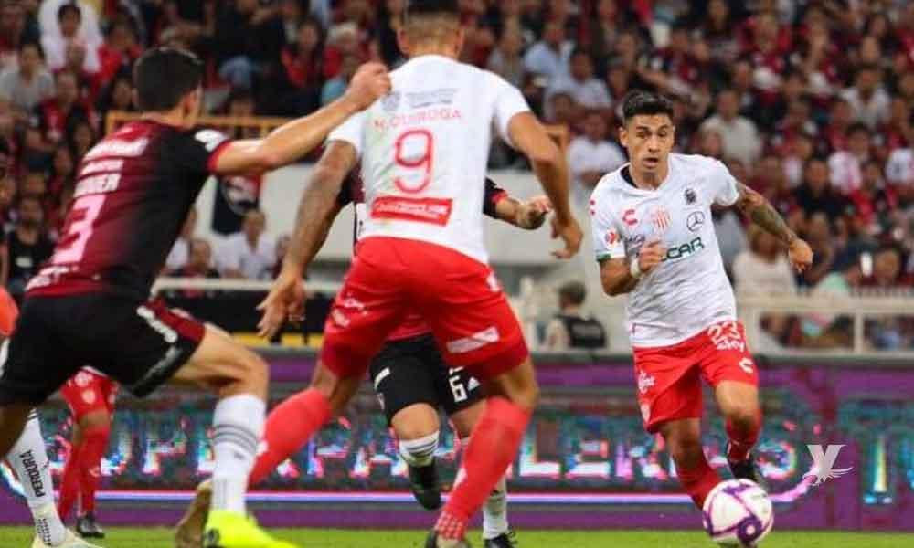 (VIDEO) Atlas vs Necaxa, primer partido de la Liga MX suspendido por grito homofóbico