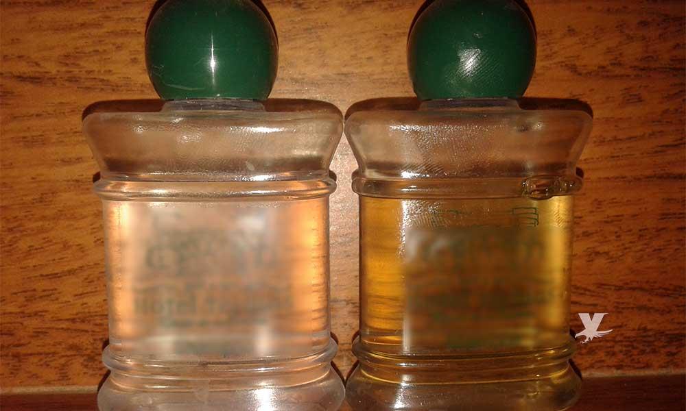 California prohíbe botellas de champú de plástico en hoteles