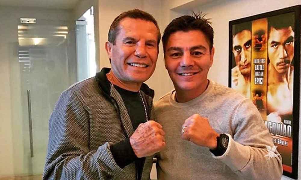 Julio César Chávez y 'Travieso' Arce volverá a subirse al ring en Tijuana
