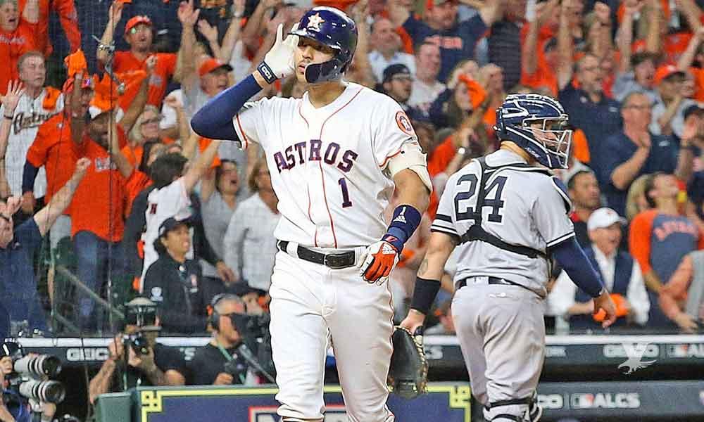 5 horas de transmisión y Fox Sports falla a la hora del 'batazo' importante entre Astros y Yankees