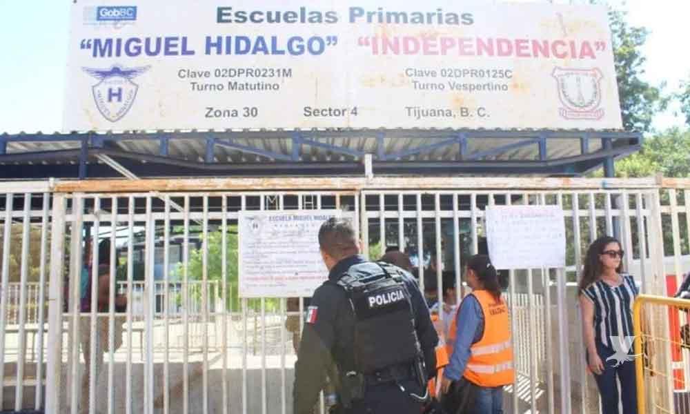 Estudiantes abusaron sexualmente de un compañero en los baños de primaria en Tijuana