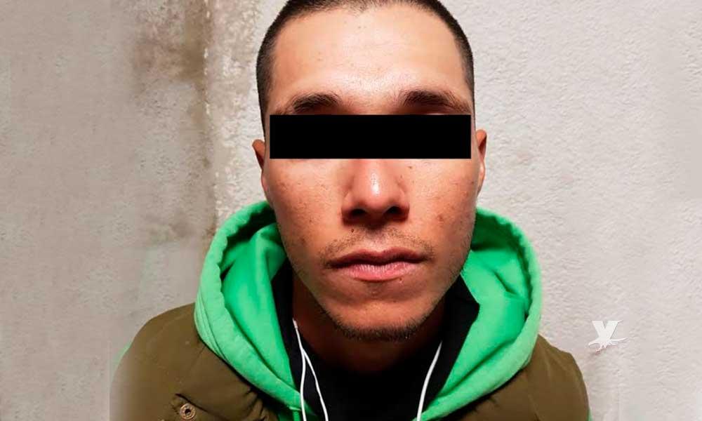 Detiene la Policía Municipal a hombre con orden de aprehensión en Tecate