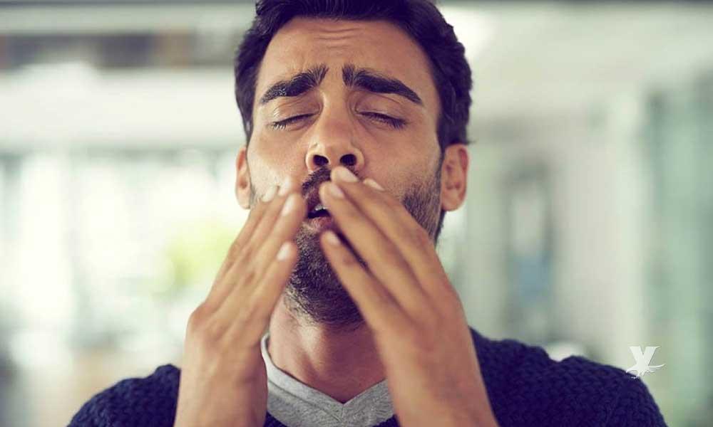 Sabes porqué cierras los ojos cuando estornudas