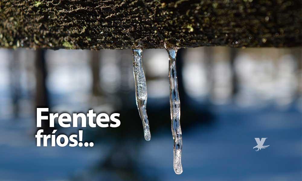 Pronostican 53 frentes fríos para la temporada 2019-2020: CONAGUA