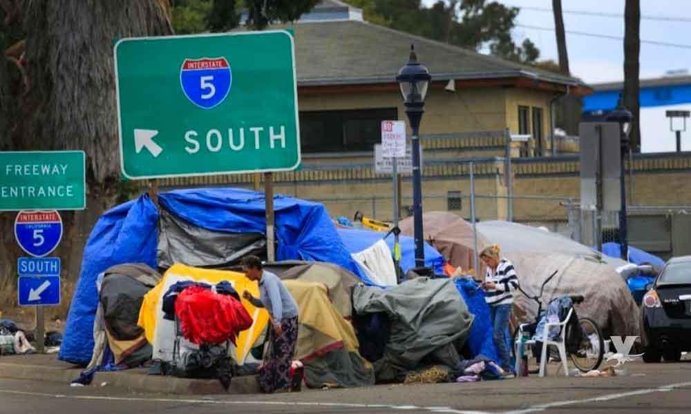 San Diego avanza en plan de acción contra personas sin hogar