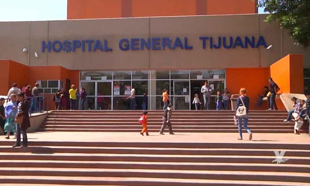 Muere bebé en Hospital General de Tijuana presuntamente fue violada por su padre