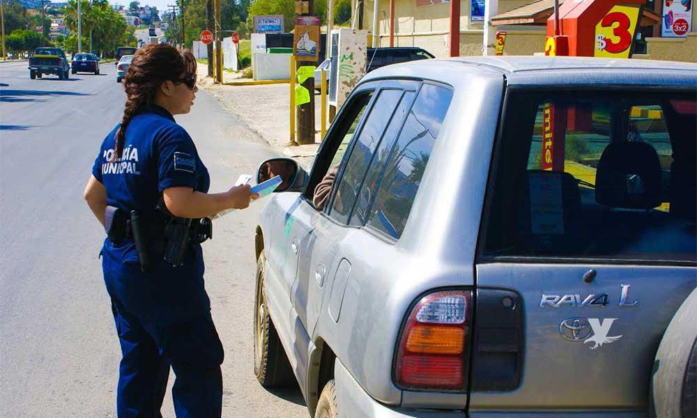 """""""No más infracciones inventadas"""": Director de Policía de Tecate"""