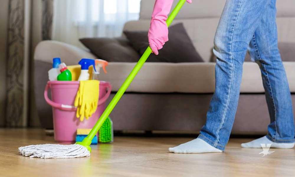 Limpiar la casa es tan malo para los pulmones como fumar una caja de cigarros diariamente