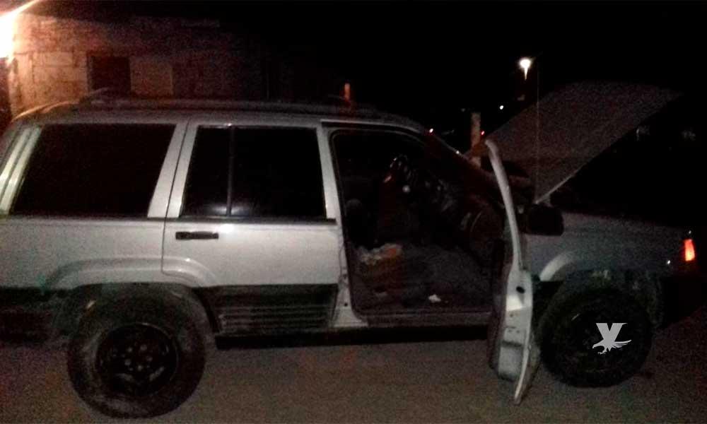 Municipales de Tecate localizan cuerpo sin vida en el Hongo