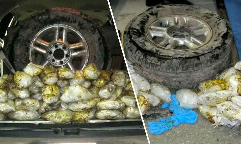 Madre e hijo mexicanos son detenidas en San Diego por transportar drogas