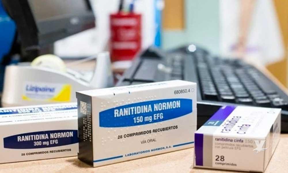 Cofepris recomiendo no comprar Ranitidina, contiene sustancias cancerígenas