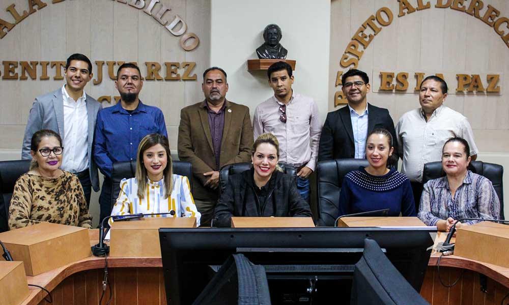Instala Regidora Diana Vázquez la Comisión de Medio Ambiente y Desarrollo Sustentable en Tecate