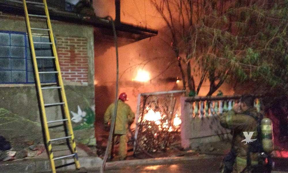 Alerta por fuertes incendios que han afectado a Tecate