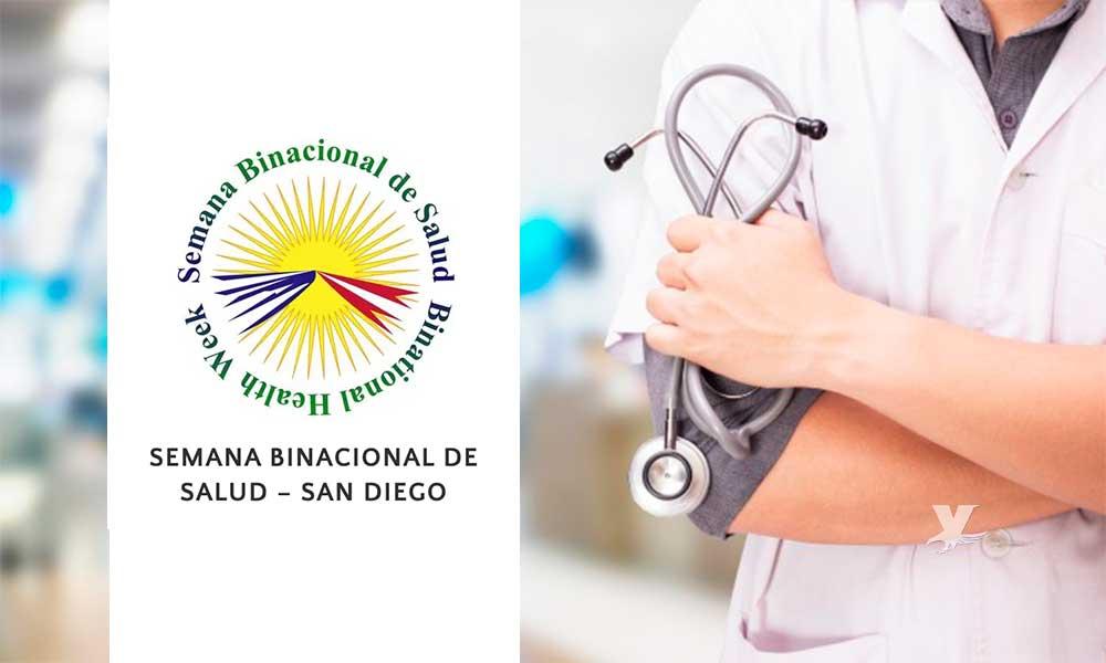 Inicia la Semana Binacional de Salud en San Diego