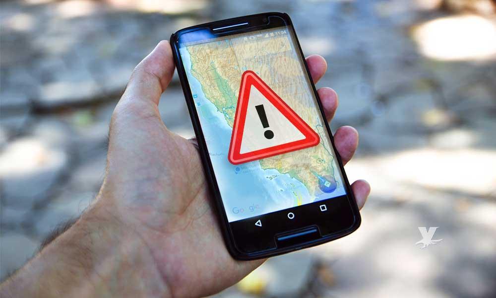 California lanza aplicación de alerta de sismos en todo el Estado