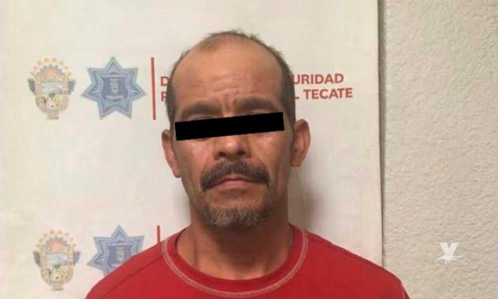 Detienen al presunto hombre que inició el incendio en el Centro de Transferencia en Tecate