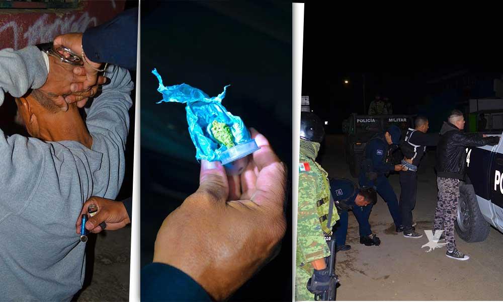 Policía Municipal y Guardia Nacional inician recorridos en conjunto en Tecate