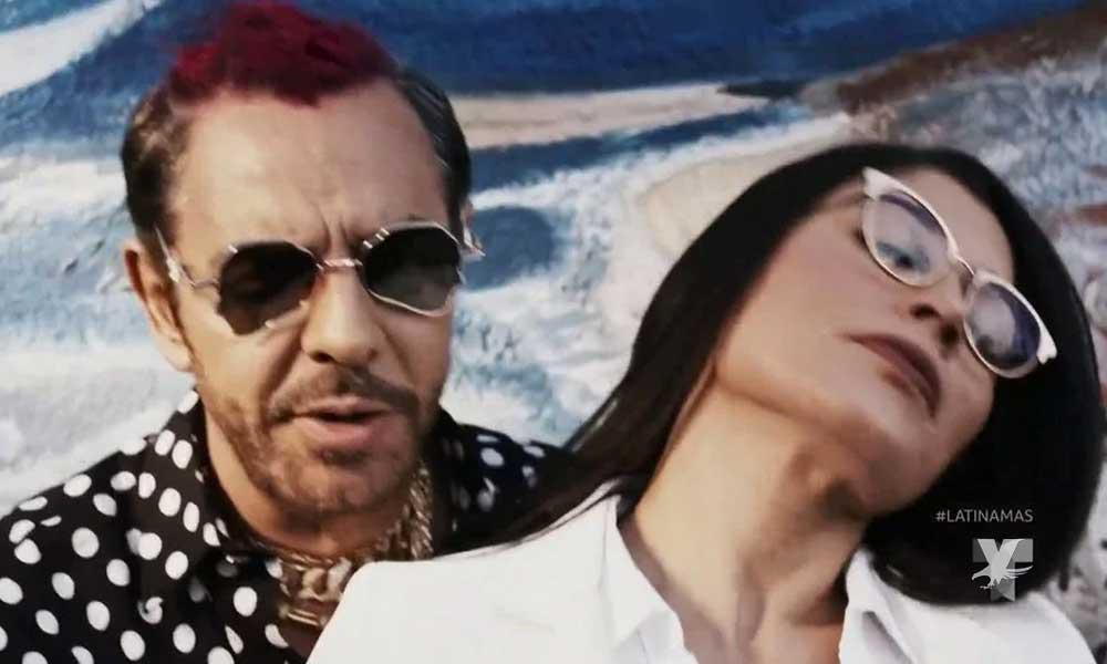 (VIDEO) Eugenio Derbez debuta en el reggaetón con pegajosa canción