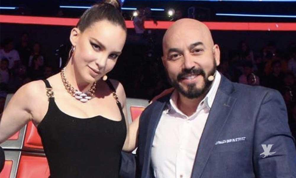 (VIDEO) Lupillo Rivera confiesa que sí sostuvo una relación sentimental con Belinda
