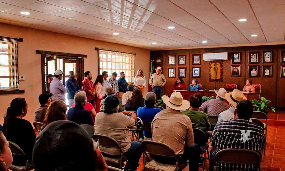 Recorre Alcaldesa Zulema Adams la zona rural de Tecate