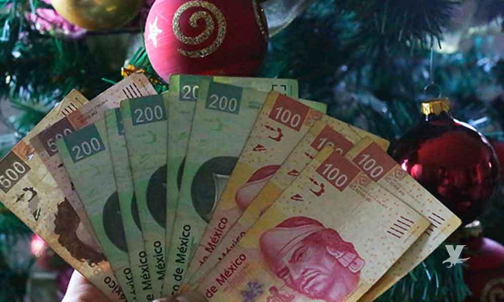A partir del 15 de noviembre inician los pagos de aguinaldo