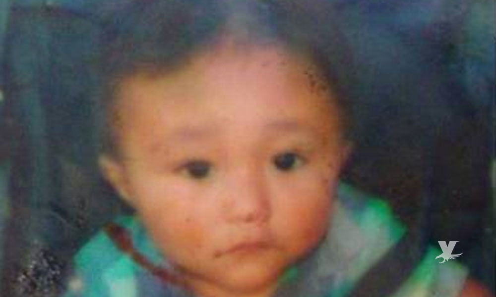 Activan Alerta Amber en Baja California para buscar a Pedro Guzmán de 1 año de edad