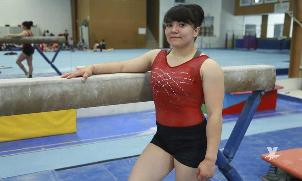 Alexa Moreno recibe el Premio Estatal del Deporte 2019