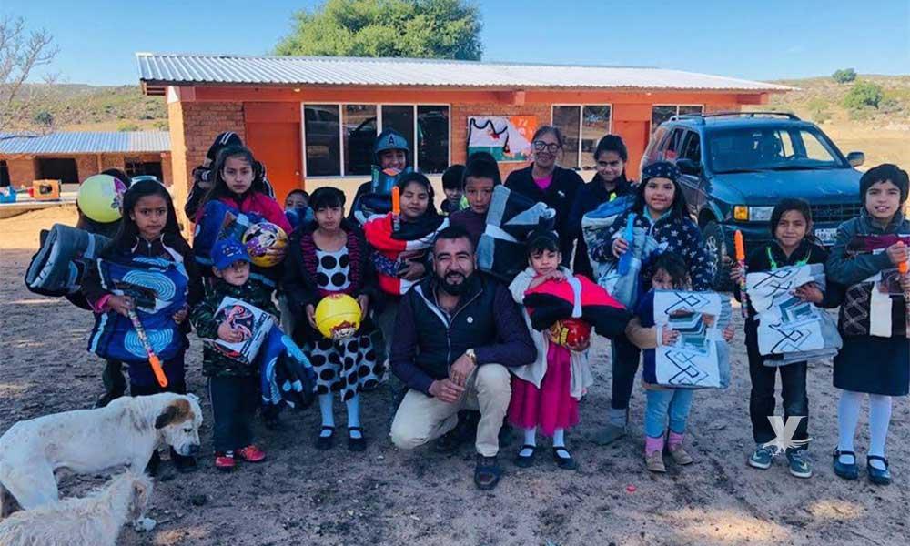 """Asiste Regidor Alfonso Zacarías a las """"Fiestas Apache"""" de Nejí en Tecate"""