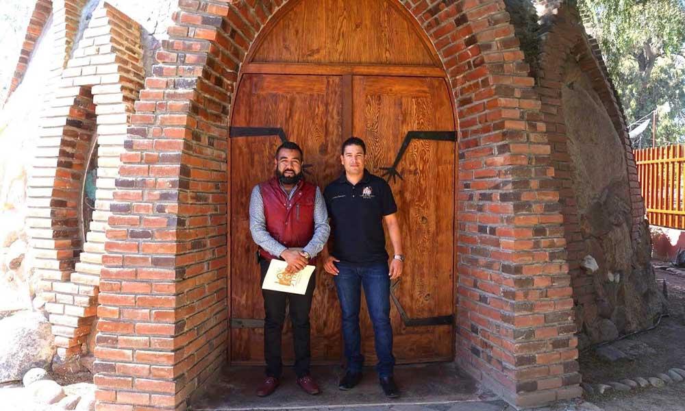 Recorre Regidor Alfonso Zacarías el Museo Comunitario de Tecate