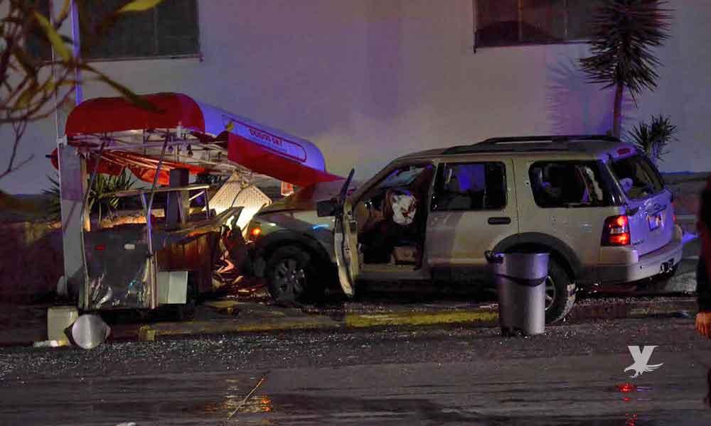 Policía Municipal de Tecate muerto y tres civiles lesionados en ataque por hombre armados