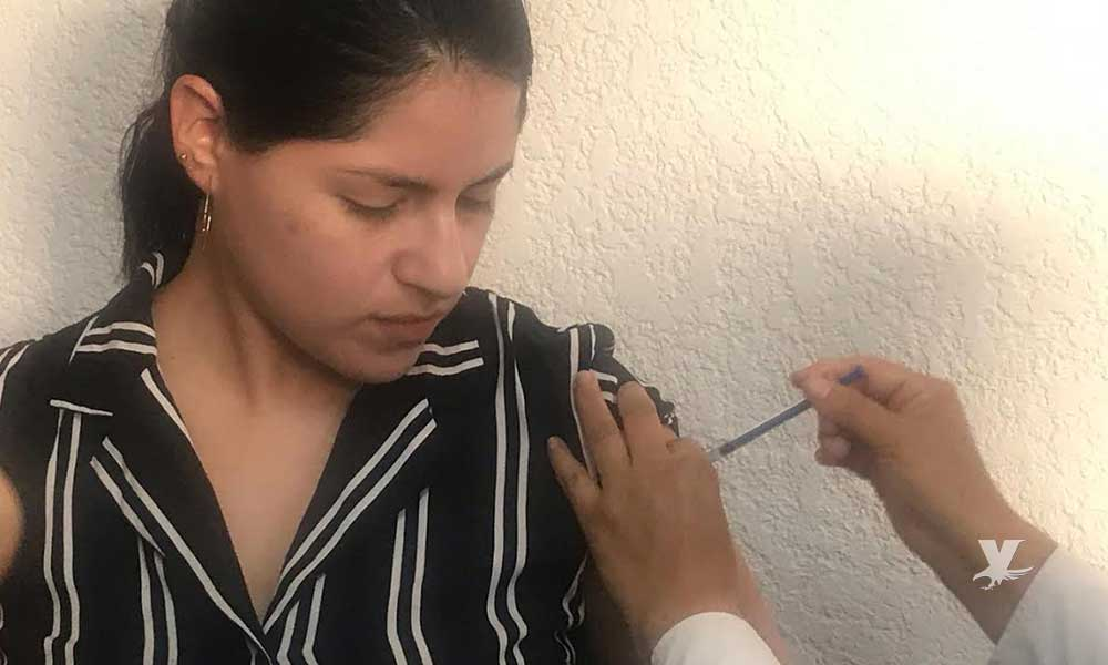 Gobierno del Estado recomienda vacunarse contra la influenza