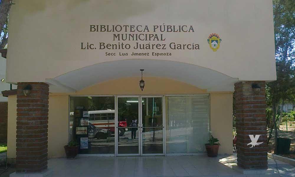 Más de 5 mil personas visitaron la biblioteca municipal durante octubre en Tecate
