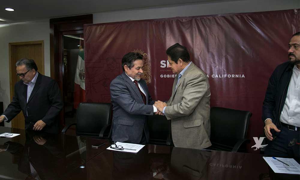 Catalino Zavala Márquez nuevo Secretario de Educación en Baja California