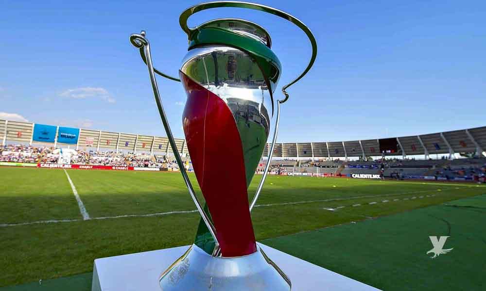 Definidos los octavos de final de la Copa MX
