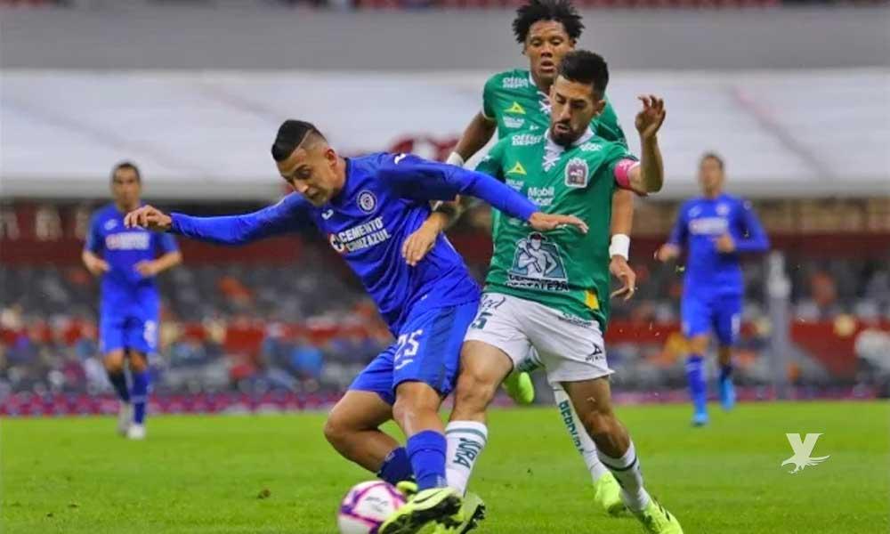 Cruz Azul derrota a León y mantiene la ilusión de meterse a la Liguilla