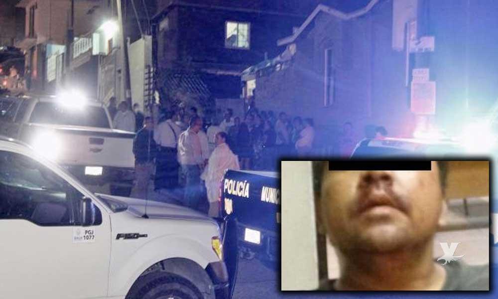 Hombre es detenido por el asesinato de su padre de 86 años de edad en Mexicali