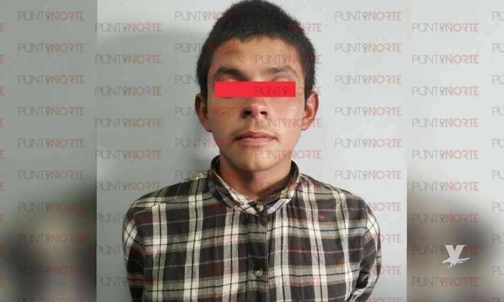 Narcoadolescente es detenido en Tijuana con cargamento de cristal