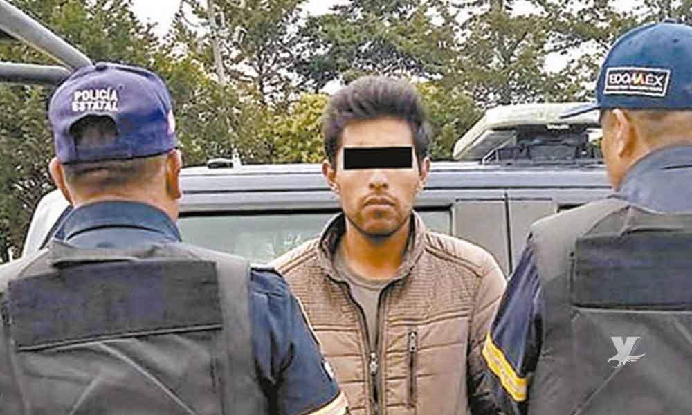 Detienen a hombre que mantenía secuestrada a una menor de edad