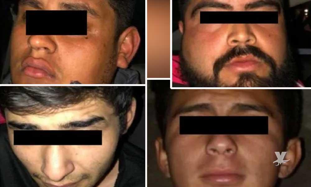 Detienen a 4 secuestradores y liberan a una persona en Tijuana
