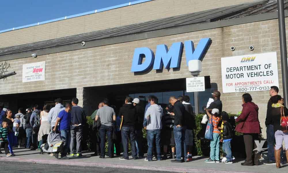 Robo de información al DMV en California expone información del Seguro Social de miles de conductores