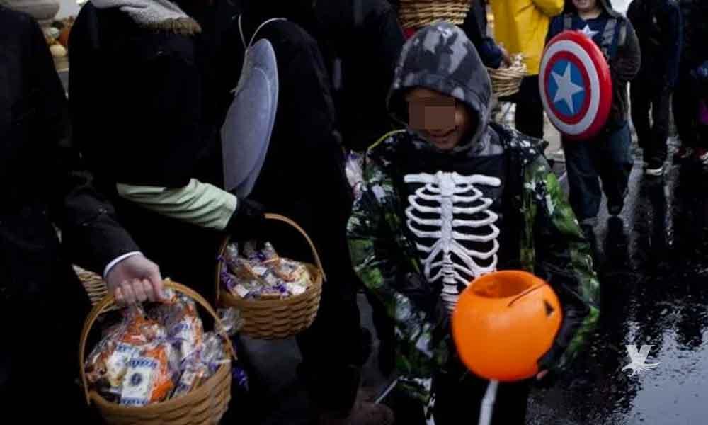 Menor es hospitalizado al comer dulce que recibió en Halloween, estaba llenó de Cannabis