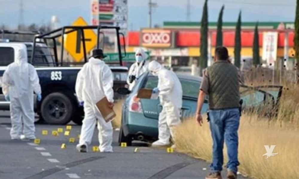 Comando armado mata en emboscada en la carretera a 5 Policías Municipales