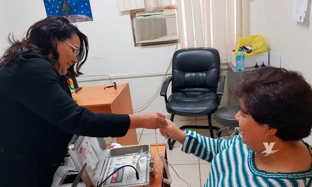 Familia DIF Tecate y Red Sin Fronteras realizaron campaña de prevención de enfermedades