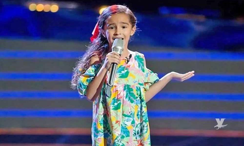 Participante de 'La Voz Kids' sufre terrible accidente, se encuentra delicada de salud