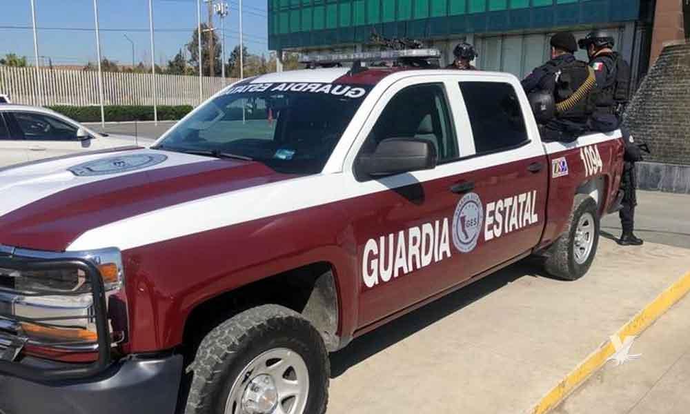 Autoridades presentan la Fiscalía General de Baja California