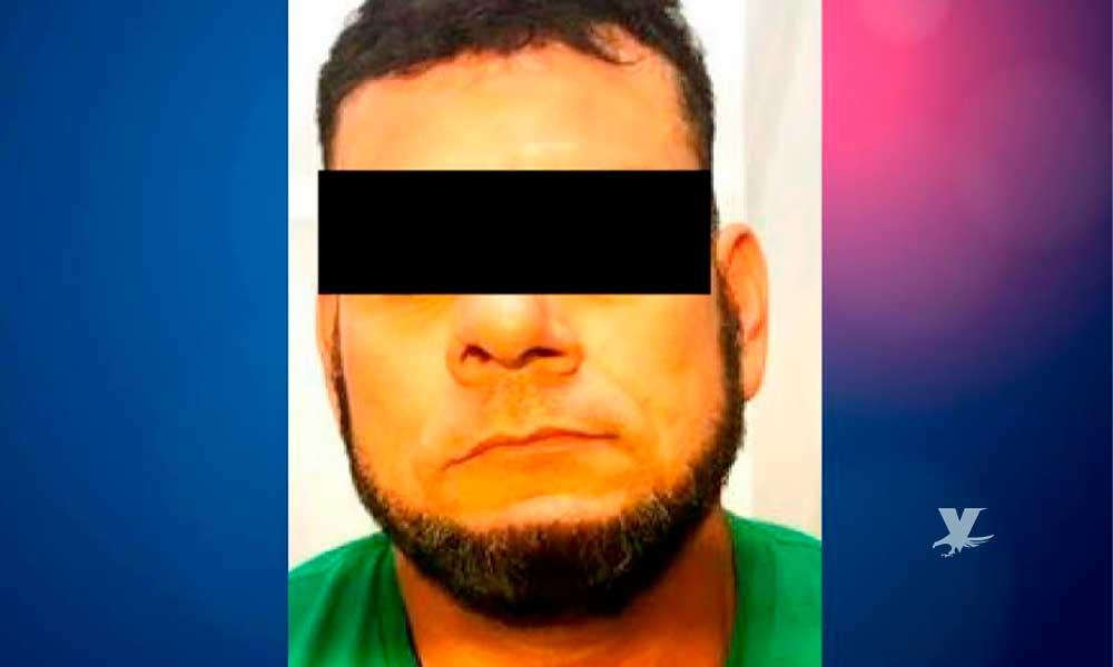 Arrestan a integrante del Cártel de Sinaloa con fuerte cantidad de droga y armamento