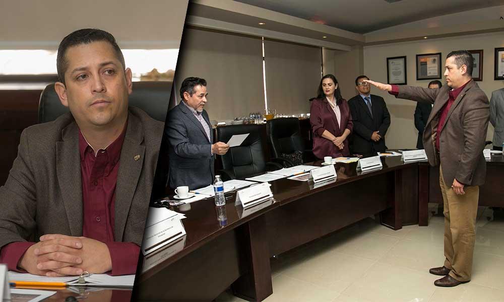 Israel López Zenteno nuevo Rector de la Universidad Tecnológica de Tijuana