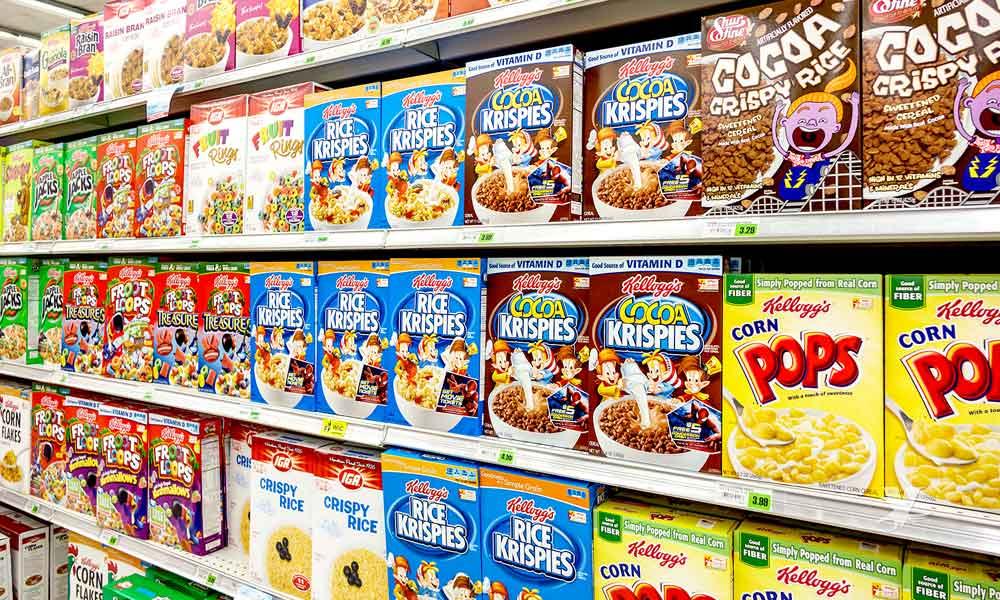 Profeco anuncia los cereales más dañinos para los niños