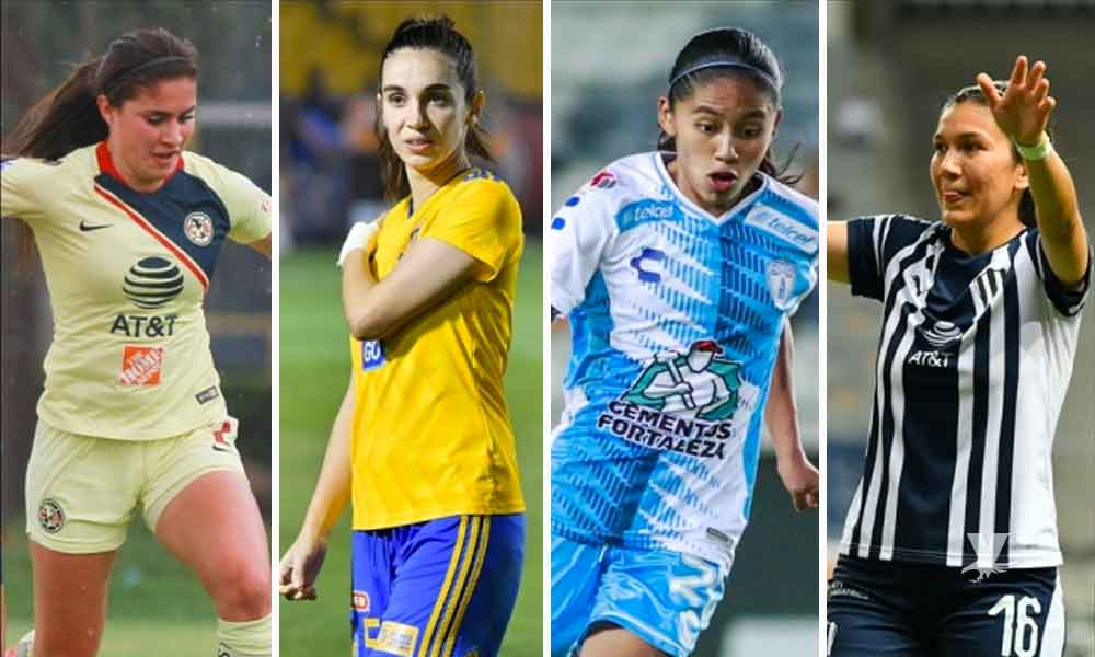 Liga MX Femenil ya tiene definidos los Cuartos de Final