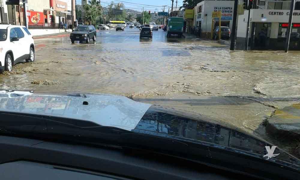Tecate se declara en Pre-Alerta por situación climatológica